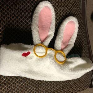 White Rabbit Eat Warmers